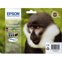 Tinteiro Epson Original - Pack de 4 cores