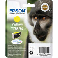 Tinteiro Epson Original - T089Y  Amarelo